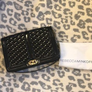 Rebecca Minkoff jumbo love shoulder bag